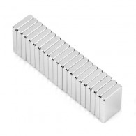 Magnets Rectangle 12x8x2mm - Lot de 4