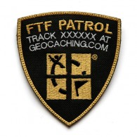 Travel Patch FTF Patrol