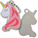 Travel Tag Licorne