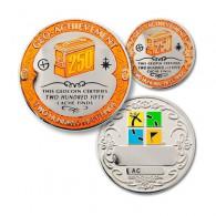 Geo Achievement® 250 Finds + Pin's + Ecrin