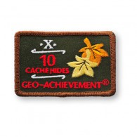 Patch Geo-Achievement® 10 Hides