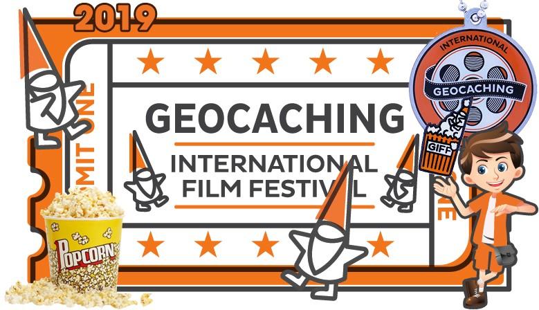 Découvrez les produits officiels du Festival du Film Geocaching 2019