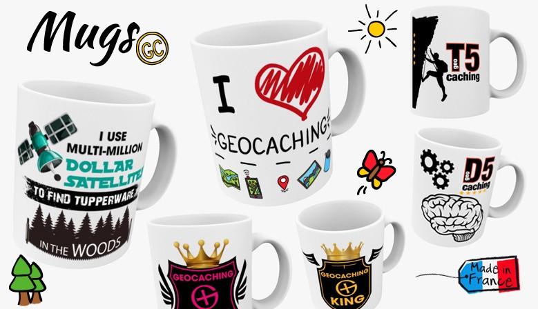 Découvrez notre collection et offrez-vous un mug !