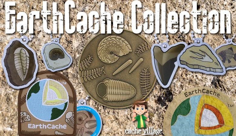 Découvrez la nouvelle collection Earthcache 2018 !