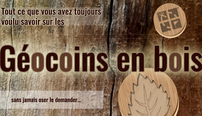 Blog > La formidable petite histoire des géocoins en bois