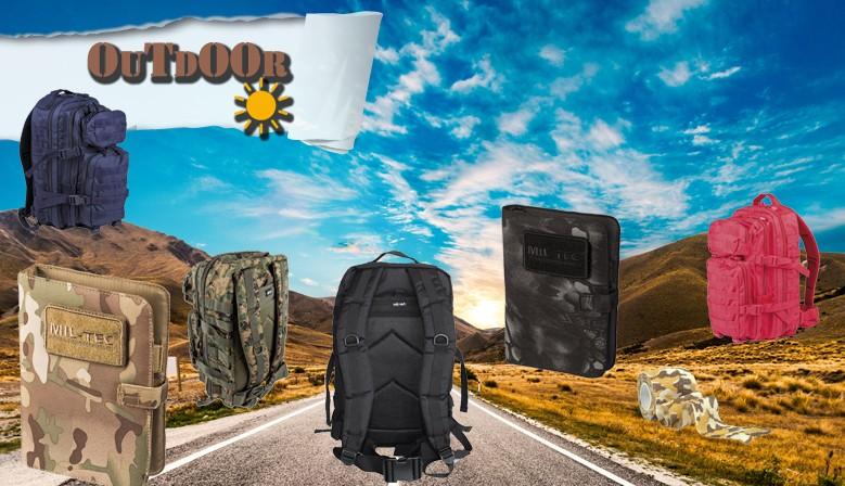 Des sacs et des accessoires pour vos sorties Géocaching