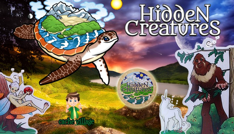 Hidden Creatures, les 13 créatures magiques sont là !