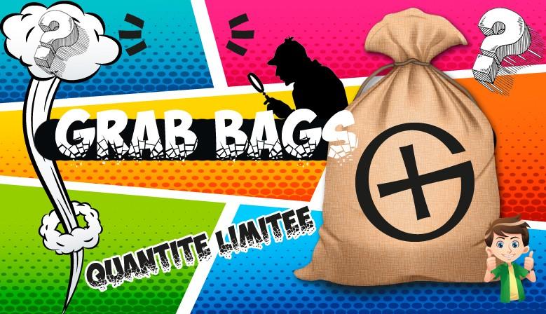 Les Grab Bags sont de retour !