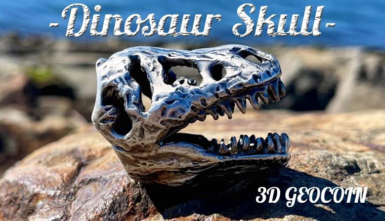 Un superbe géocoin en 3D pour votre collection
