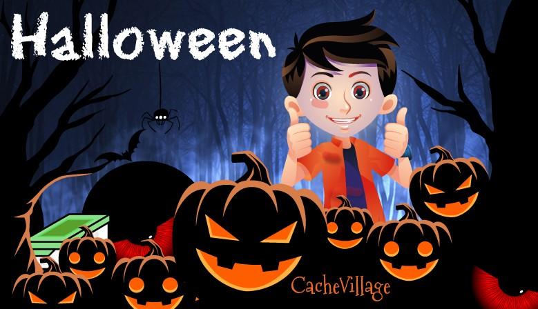 Caches effrayantes ou traçables horribles pour Halloween ?