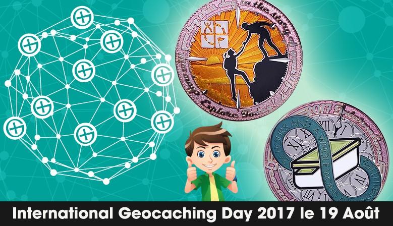 Journée Internationale du Géocaching le 19 août 2017