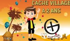 Quinzaine anniversaire : Cache Village fête ses 2 ans !