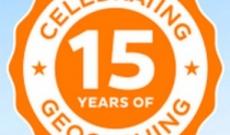 15 Years of Geocaching : et votre mission est...
