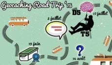 Road Trip 2015 : 3-2-1 partez ! L'aventure commence le 19 juin