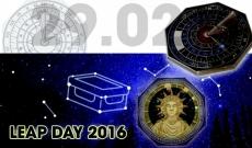 Leap day ! 2016, l'année aux 366 jours...