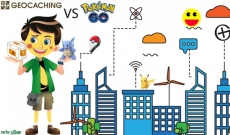 Pokémon Go ou Géocaching ? Choisissez le Géocatching !