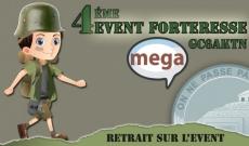 Choisissez la livraison gratuite le 8 octobre sur le Mega 4ème Event Forteresse