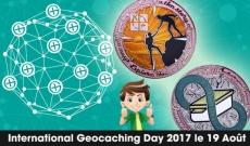 La journée internationale du Géocaching 2017 sera célébrée le 19 août