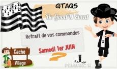 Choisissez la livraison gratuite le 1er Juin 2019 sur le GTAQ - Saison 5