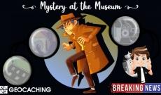 Mystère au musée : l'animation Geocaching de l'été 2019 !