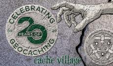 2020, l'année du 20ème anniversaire du Geocaching