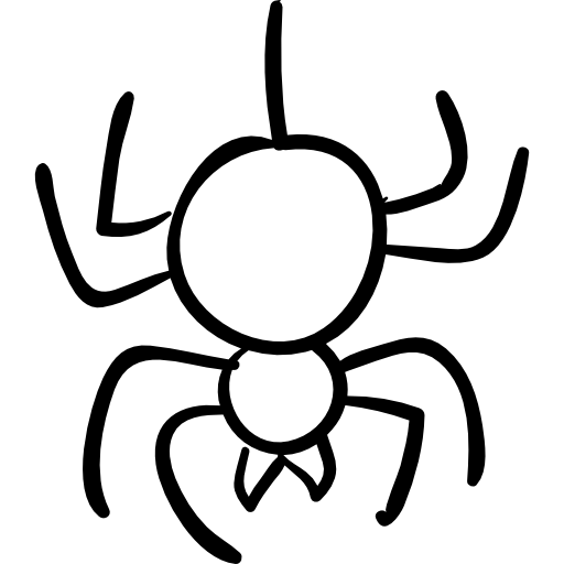 Halloween/spider-outline